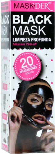 Mask-der black mask mascara limpieza profunda (100 ml)