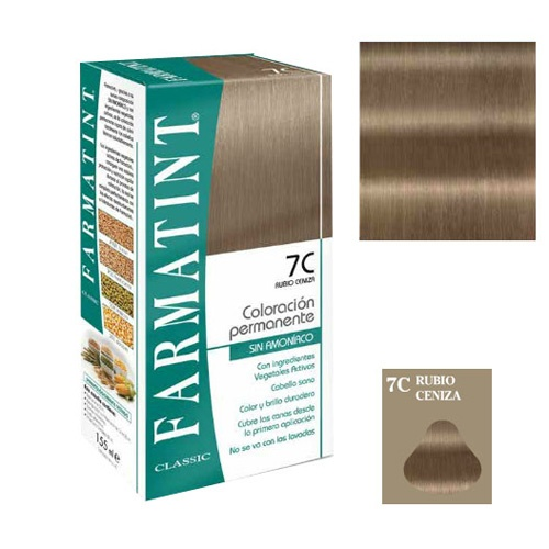 Farmatint (135 ml rubio ceniza)