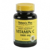 Nature´s plus vitamina c 1000 mg (60 comprimidos)