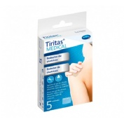 Tiritas medical reductor de cicatrices (7,2 x 5 cm 5 u)