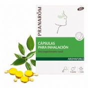 Aromaforce capsulas para inhalacion bio (15 caps)