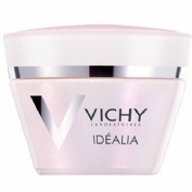 IDEALIA CREMA ILUMINADORA ALISADORA - VICHY PIEL NORMAL Y MIXTA (50 ML)
