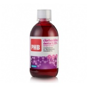 Phb colutorio clorhexidina 0.12% (500 ml)
