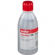 Acofar alcohol 70º (250 ml)