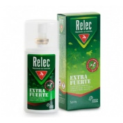 Relec extra fuerte 50% spray repelente (75 ml)