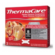Thermacare adaptable parches termicos (3 parches)