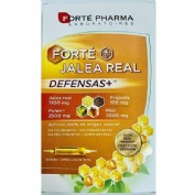 Forte jalea real defensas+ (20 ampollas x 15 ml)