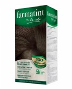 Farmatint gel coloración 5 N castaño claro 135 ml