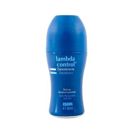 LAMBDA CONTROL DESODORANTE - ANTITRANSPIRANTE (ROLL-ON 50 ML)