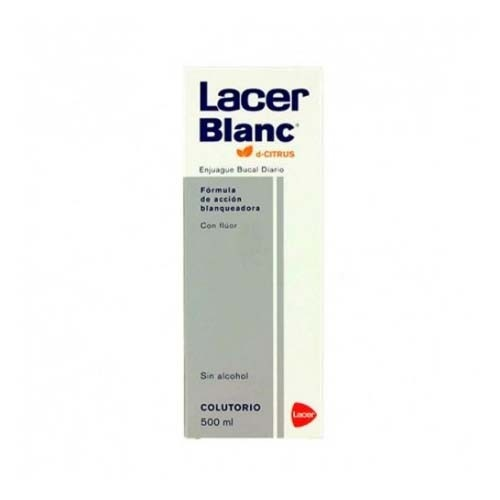 LACERBLANC COLUTORIO (D- CITRUS 500 ML)