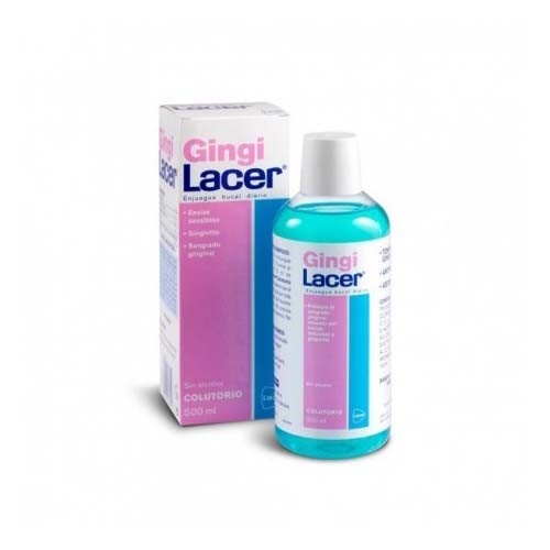 GINGILACER COLUTORIO (500 ML)