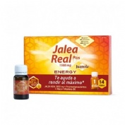 Juanola jalea real energy plus (14 ampollas bebibles)