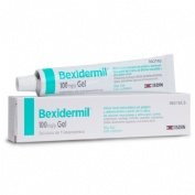BEXIDERMIL 100 mg/g GEL , 1 tubo de 50 g
