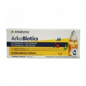 Arkobiotics vitaminas y defensas (adultos 7 unidosis)